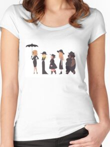 The Coven Women's Fitted Scoop T-Shirt