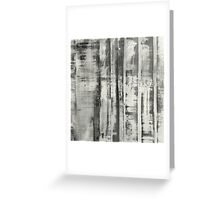 Simply Contrast 1 Greeting Card