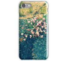 Unexpected Blooms iPhone Case/Skin
