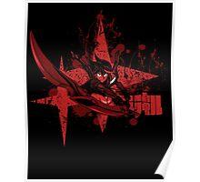 Bloody Ryuko Poster