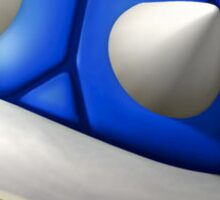Blue Shell Sticker