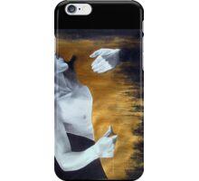 Individualità in dissolvenza iPhone Case/Skin