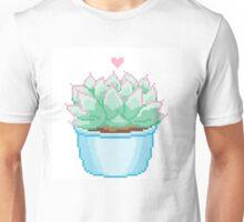 Pixel Cactus Unisex T-Shirt