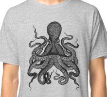 Handdrawn Octupus Classic T-Shirt