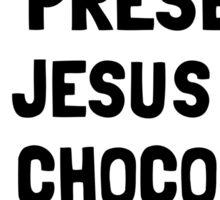 Love Jesus Sticker