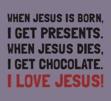Love Jesus Kids Tee