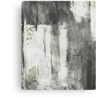 Simply Contrast 4 Study In Black And White Canvas Print