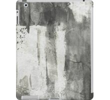 Simply Contrast 4 Study In Black And White iPad Case/Skin
