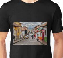 La Candelaria - Bogota, Colombia Unisex T-Shirt