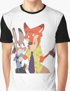 sly fox dumb bunny Graphic T-Shirt