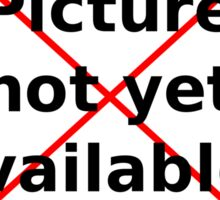 Picture not yet available Sticker