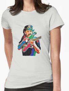 Lemmy bass motorhead Womens Fitted T-Shirt