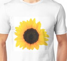 Sunflowers Single Bloom Unisex T-Shirt