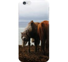 Wild beauties iPhone Case/Skin