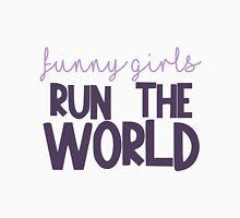 Funny Girls Run the World T-Shirt