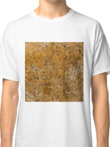Abstract Study In Black And gold Classic T-Shirt