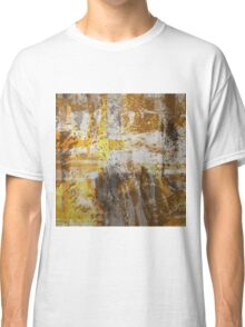 Abstract study in bronze Classic T-Shirt