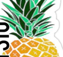 ΦΣΣ- pineapple Sticker