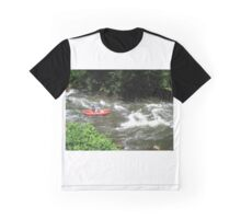 Rafting the Nantahala Graphic T-Shirt
