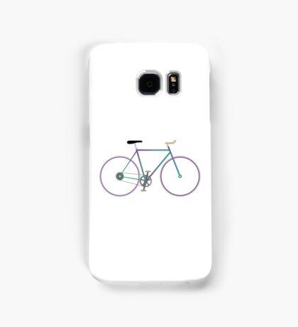 Fixie ~purplegreen Samsung Galaxy Case/Skin
