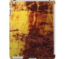 Fiery Metal iPad Case/Skin