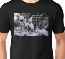 my garden is dead Unisex T-Shirt