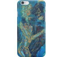 Cake by the Lake Couple in Love iPhone Case/Skin