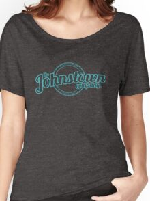 The Johnstown Company - Inspired by Springsteen's 'The River' Women's Relaxed Fit T-Shirt