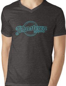 The Johnstown Company - Inspired by Springsteen's 'The River' Mens V-Neck T-Shirt