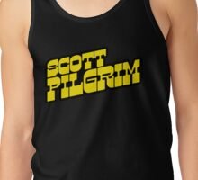 Scott Pilgrim Logo Tank Top