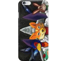 Starfox Iphone Case iPhone Case/Skin