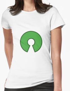 Open source Womens Fitted T-Shirt