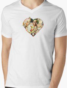 CLASSICS Mens V-Neck T-Shirt