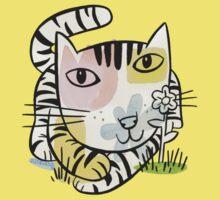 tiger, tiger… Kids Tee