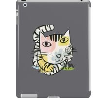 tiger, tiger… iPad Case/Skin