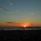 A sunset by rasim1