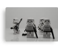 Off to find the Force. Canvas Print