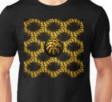 3d Fractal Ball Unisex T-Shirt