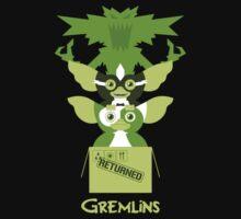 Gremlins One Piece - Short Sleeve