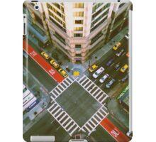 Union Square Intersection iPad Case/Skin