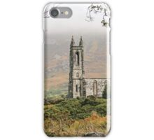 Ruins of Dunlewy Church, Donegal iPhone Case/Skin