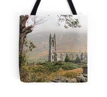 Ruins of Dunlewy Church, Donegal Tote Bag