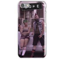 FRANKIE AND SOPHIA iPhone Case/Skin