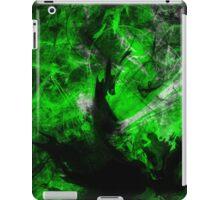 Emerald Blast iPad Case/Skin