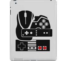 Gaming Collage iPad Case/Skin