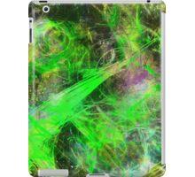 Neon Galaxy iPad Case/Skin