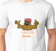 Avenue Q - Trekki Monster - The Internet Unisex T-Shirt