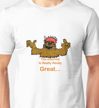 Avenue Q - Trekki Monster - The Internet Unisex T-Shirt