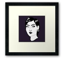 Susan Framed Print