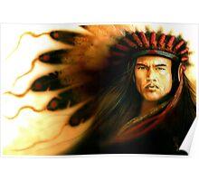 """""""Sun Bonnet"""" Poster"""